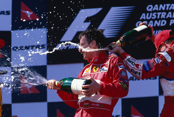 1999 Australian Grand Prix.