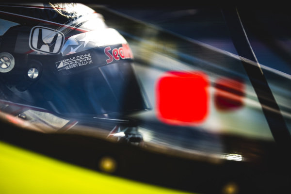 #18: Santino Ferrucci, Dale Coyne Racing with Vasser Sullivan Honda