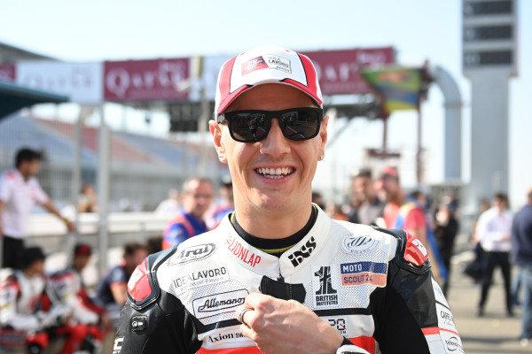 Dominique Aegerter, Forward Racing  .