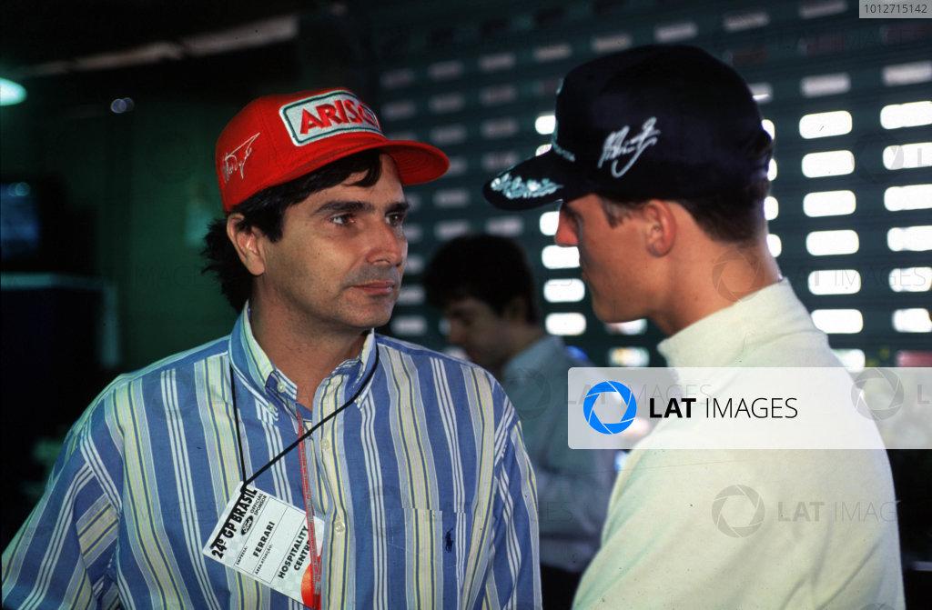 1995 Brazilian Grand Prix.