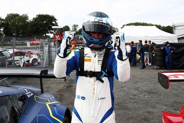 Jonny Adam TF Sport Aston Martin V8 Vantage GT3