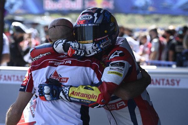 Fabio Di Giannantonio, Moto2 race, Spanish MotoGP, 2 May 2021