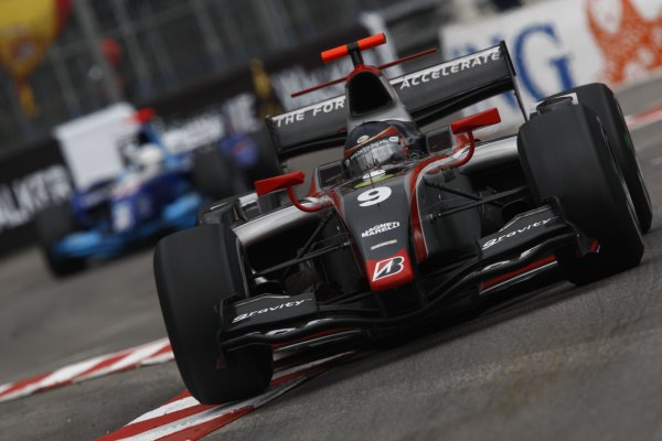 2008 GP2 Series. Round 3. Saturday Race. Monte-Carlo, Monaco. 24th May 2008.Jerome D'Ambrosio (BEL, Dams). Action. World Copyright: Andrew Ferraro/GP2 Series Media Service.ref:__H0Y6304 jpg