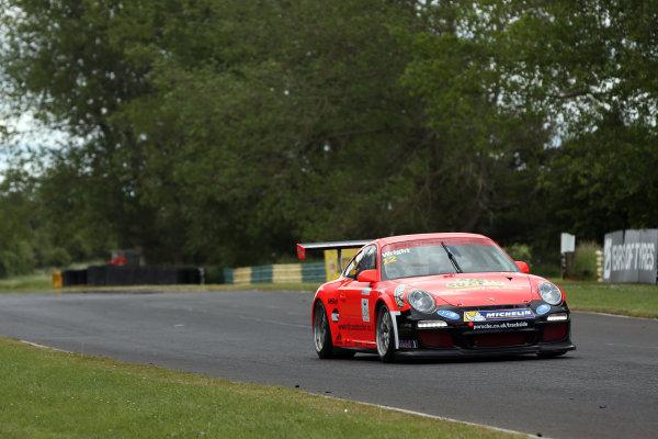 2013 Porsche Carrera Cup, Croft, North Yorkshire. 22nd-23rd June 2013, Wright (GBR) Redline Porsche World Copyright: Ebrey/LAT Photographic