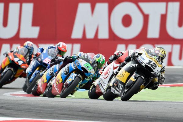 2017 Moto2 Championship - Round 8 Assen, Netherlands Sunday 25 June 2017 Thomas Luthi, CarXpert Interwetten World Copyright: Gareth Harford/LAT Images ref: Digital Image 680555