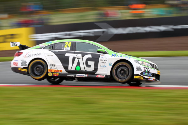2017 British Touring Car Championship, Knockhill, Scotland. 12th-13th August 2017, Jake Hill (GBR) TAG Racing Volkswagen CC World copyright. JEP/LAT Images