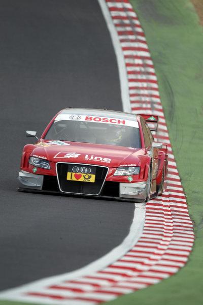 Mike Rockenfeller (GER), Audi Sport Team Phoenix, S line Audi A4 DTM (2008).DTM, Rd7, Brands Hatch, England, 3-5 September 2010.World Copyright: LAT Photographicref: dne1004se277