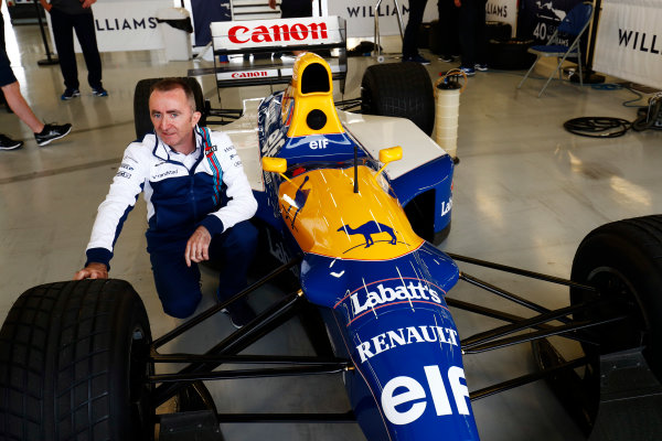Williams F1 40th Anniversary