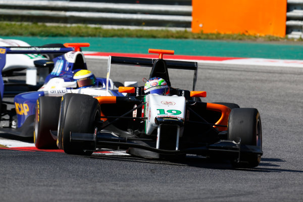 2014 GP3 Series Round 2. Red Bull Ring, Spielberg, Austria. Sunday 22 June 2014. Riccardo Agostini (ITA, Hilmer Motorsport)  Photo: Alastair Staley/GP3 Series Media Service. ref: Digital Image _R6T3178