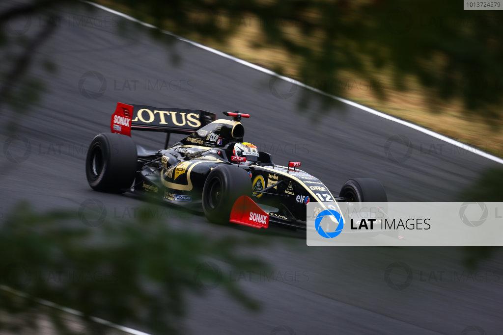 HUNGARORING-AUTOSPORT-WORLD SERIES RENAULT
