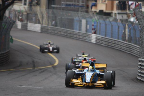 2008 GP2 Series. Round 3. Friday Race. Monte-Carlo, Monaco. 24th May 2008.Marcello Puglisi , (ITA Durango). Action.World Copyright: Glenn Dunbar/GP2 Series Media Service.ref:__O9T8883 jpg