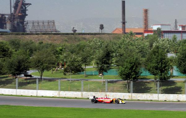 Sebastien Bourdais (FRA), Newman Haas Racing Lola Ford Cosworth. Champ Car World Series, Rd3, Tecate Grand Prix, Fundidora Park, Monterrey, Mexico, 19-21 May 2006. DIGITAL IMAGE