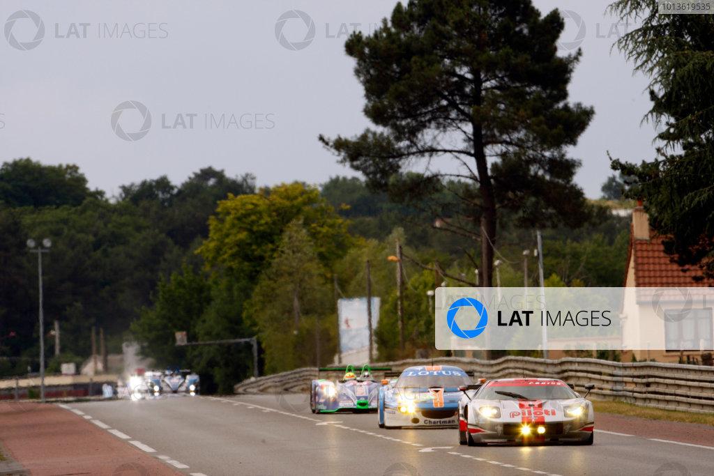 Circuit de La Sarthe, Le Mans, France.