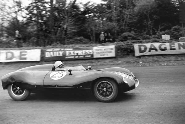 Oulton Park, England. 14th April 1956.