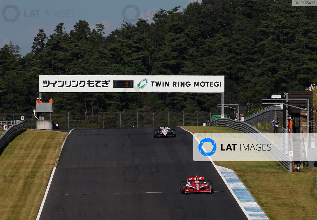 16-19 September, 2011, Twin Ring Motegi, Japan
