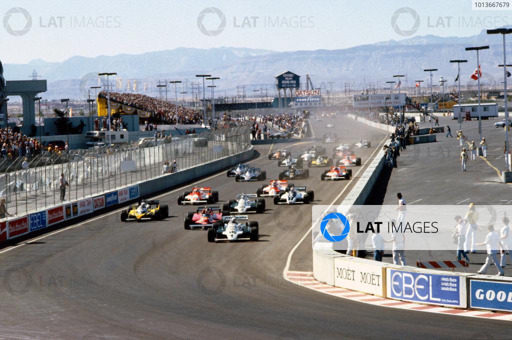 1981 Caesars Palace Grand Prix 1981 Photo