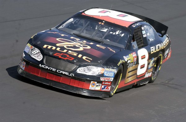 2003 NASCAR, Chevy Rock & Roll 400, Richmond Va. USADale Earnhardt jr.World Copyright -RobertLeSieur ,July,2003LAT Photographic-ref: digital image
