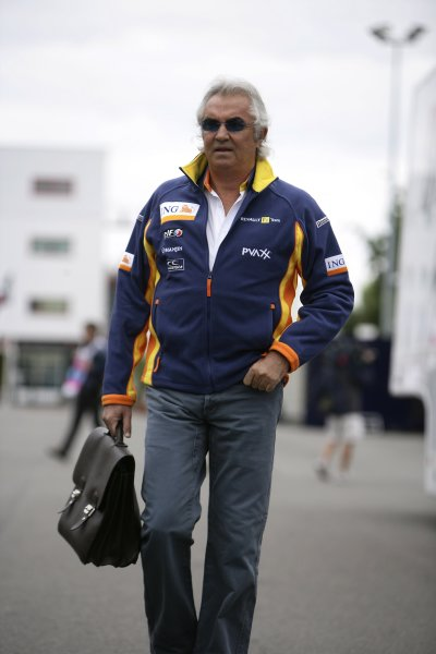 2007 French Grand Prix - Friday Practice