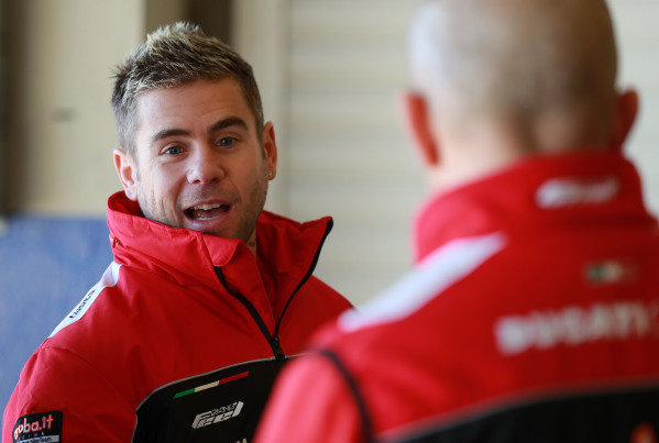 Alvaro Bautista, Aruba.it Racing-Ducati SBK Team.