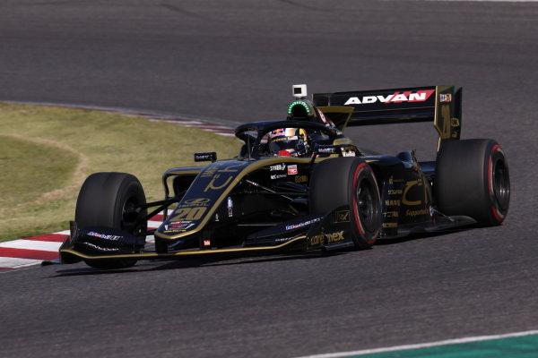 Ryo Hirakawa, carenex Team Impul, Dallara SF19 Toyota, 2nd position