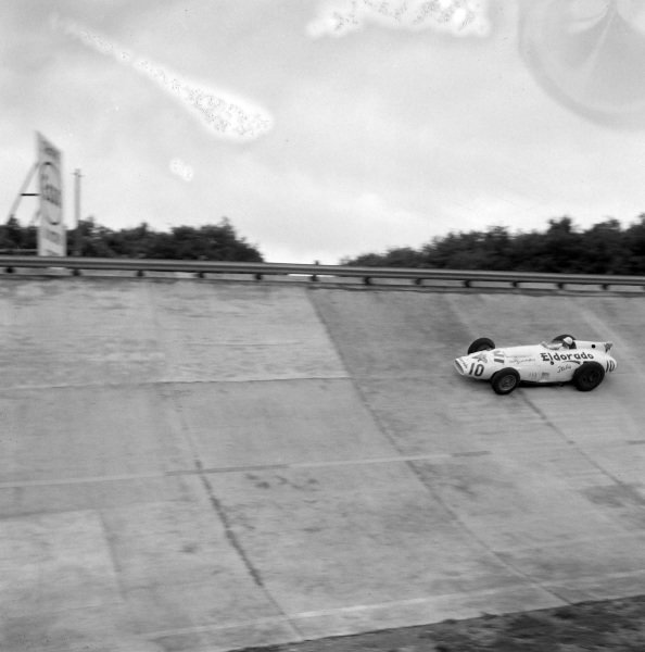 Stirling Moss, Eldorado Italia, Maserati 420M/58.