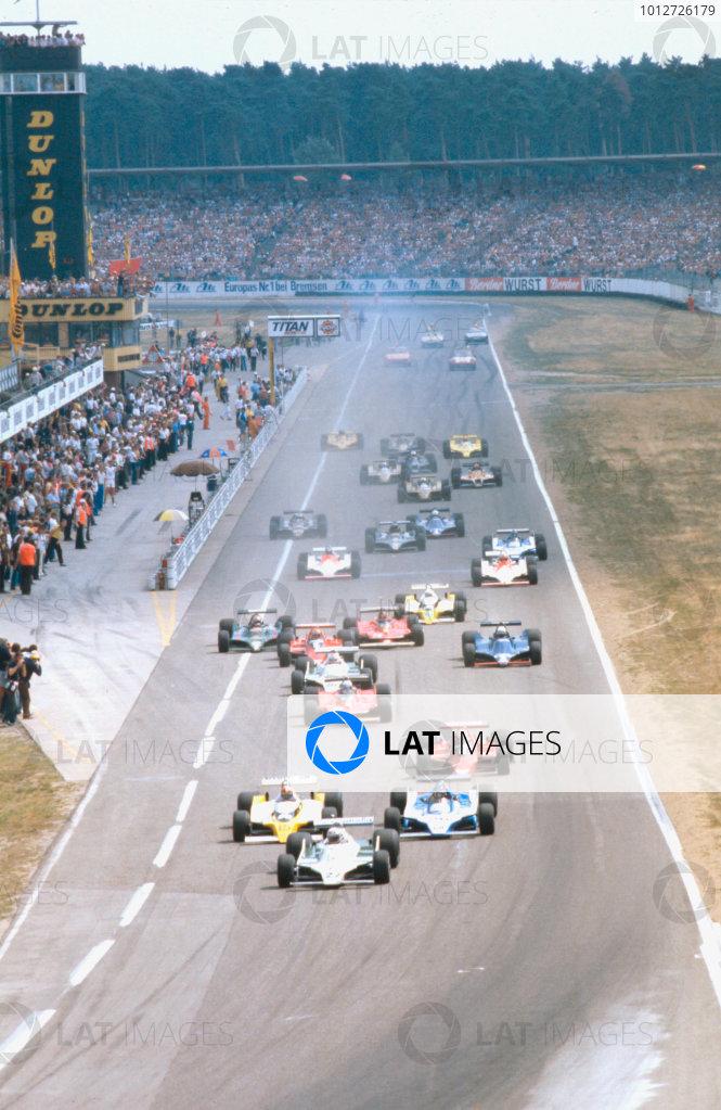 1979 German Grand Prix.