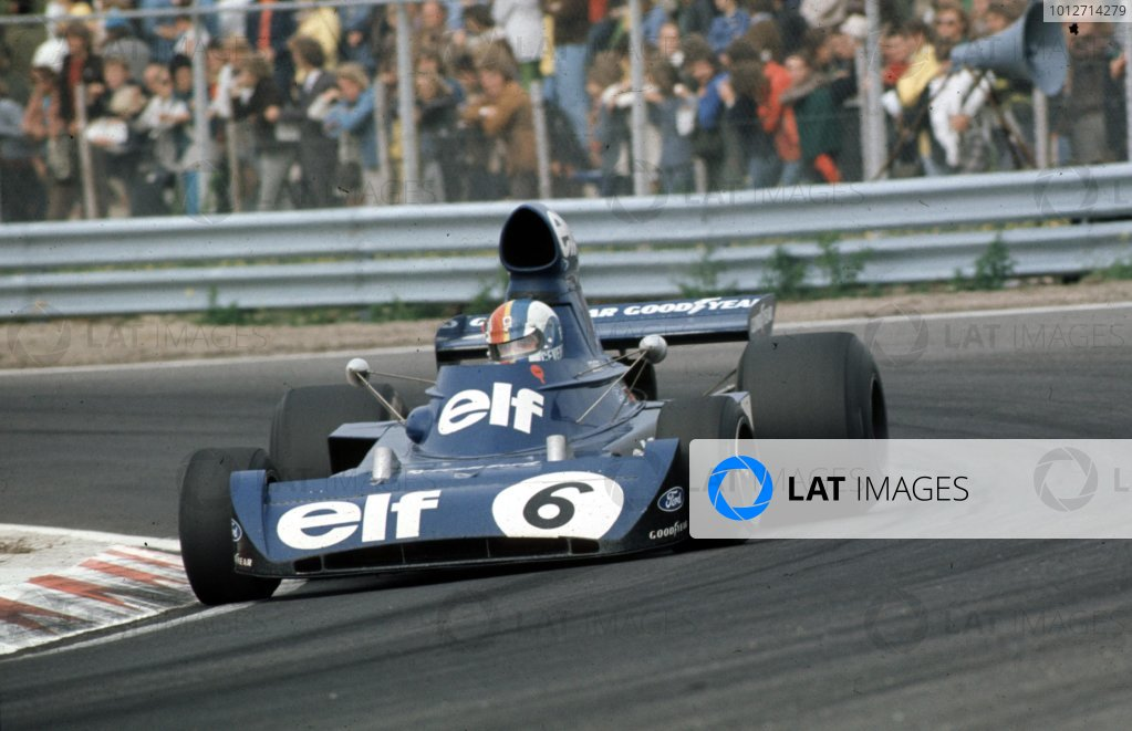 1973 Dutch Grand Prix.