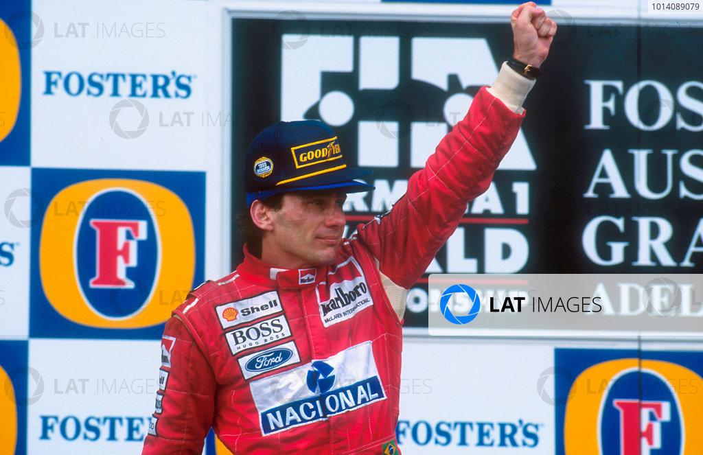 1993 Formula 1 World Championship