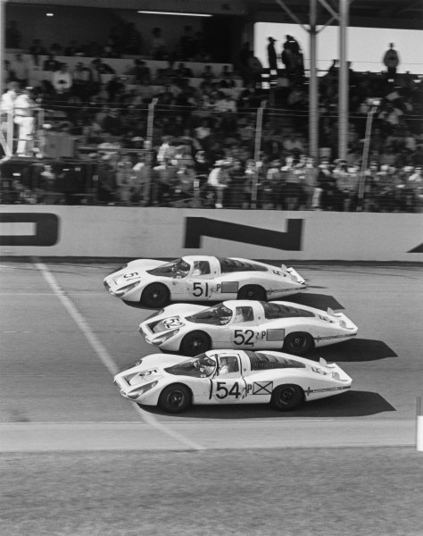 Daytona, Florida, USA. 3rd - 4th February 1968.