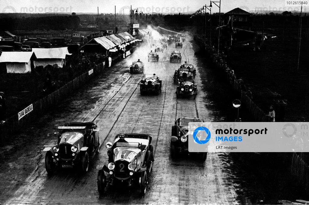 1923 Le Mans 24 Hours.