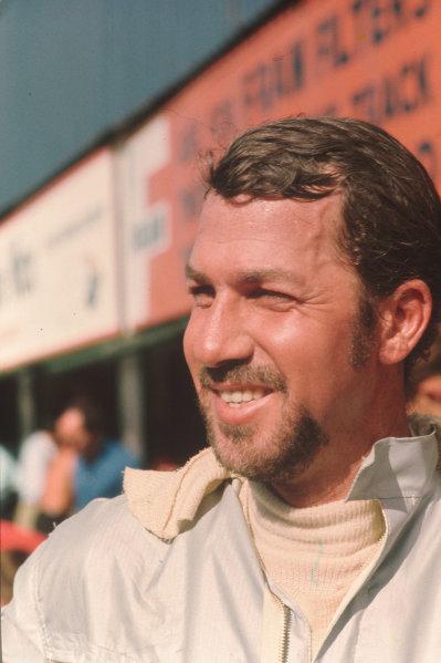 1971 Formula 1 World Championship.Jo Bonnier.Ref-B8A 03.World - LAT Photographic