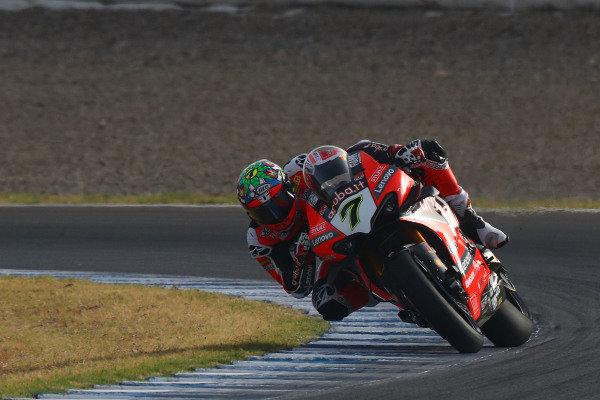 Chaz Davies, Aruba.it Racing Ducati.