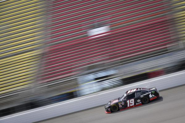#19: Brandon Jones, Joe Gibbs Racing, Toyota Supra 1st Foundation