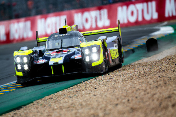 #4 ByKolles Racing Team, ENSO CLM P1/01-Nismo: Tom Dillmann, Oliver Webb, Paolo Ruberti