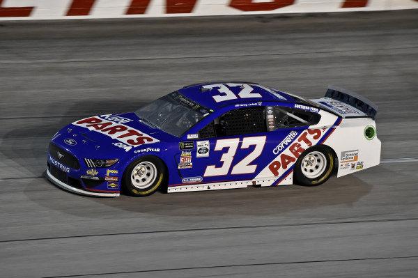 #32: Corey LaJoie, Go FAS Racing, Ford Mustang CorvetteParts.net