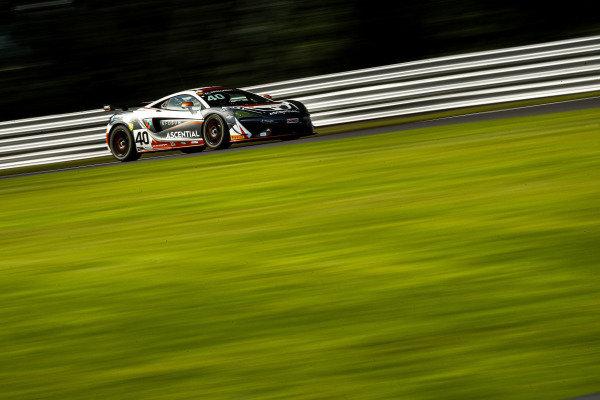 #40 Nick Halstead / Jamie Stanley - Fox Motorsport McLaren 570S GT4