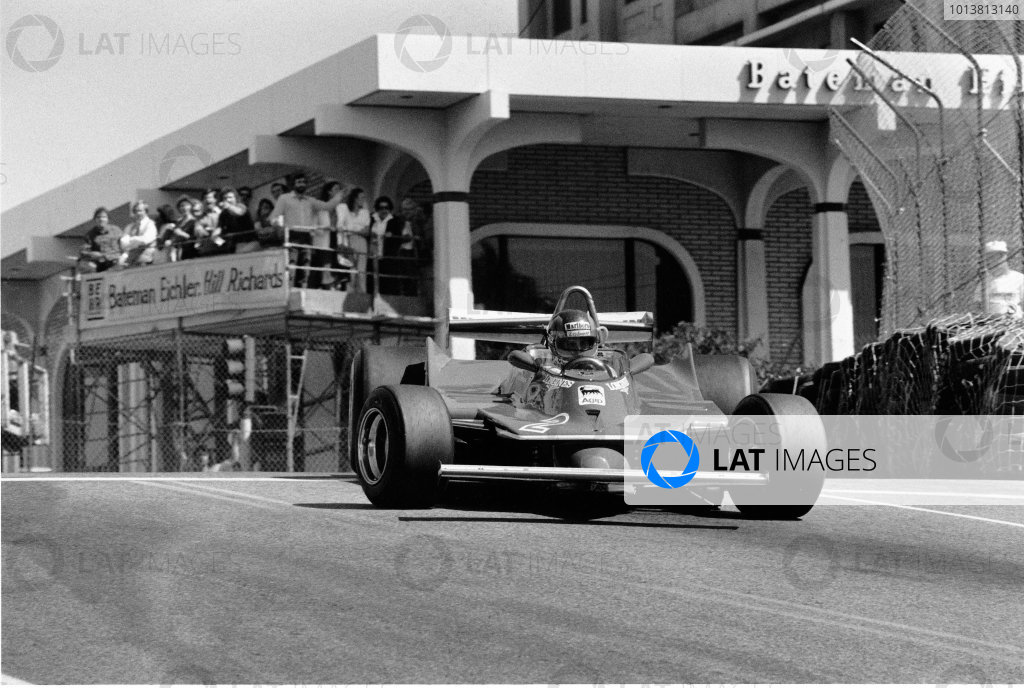 Long Beach, California, USA. 28-30 March 1980.
