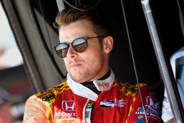 2017 Verizon IndyCar Series - Firestone Grand Prix of St. Petersburg St. Petersburg, FL USA Friday 10 March 2017 Marco Andretti World Copyright: Scott R LePage/LAT Images ref: Digital Image lepage-170310-stp-2070b