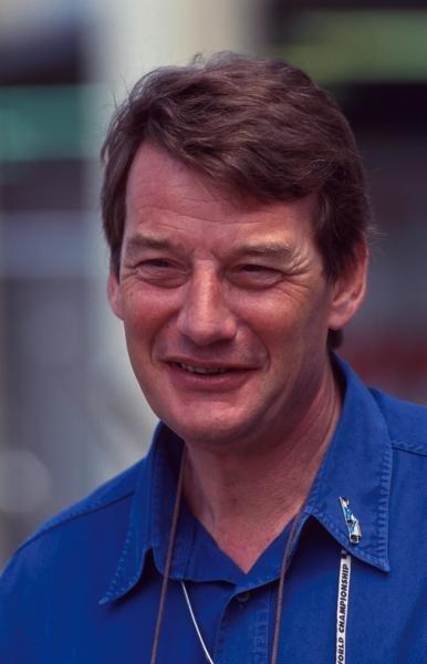 Cyril de Rouvre(FRA), Ligier partner.1994