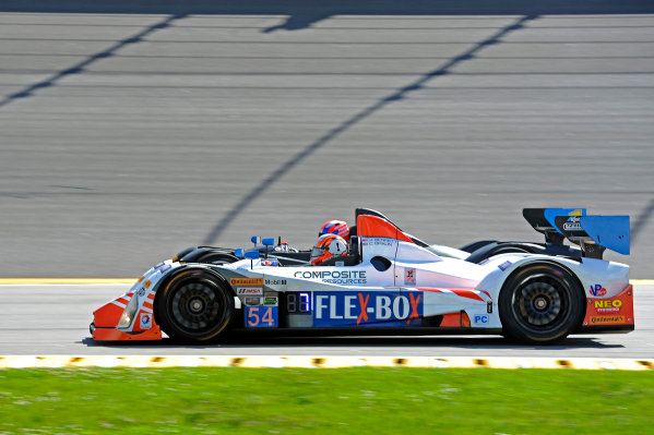 6-7 June, 2014, Kansas City, Kansas USA 54, Chevrolet, ORECA FLM09, PC, Jon Bennett, Colin Braun and 09, Chevrolet, ORECA FLM09, PC, Duncan Ende, Bruno Junqueira ?2014, F. Peirce Williams LAT Photo USA