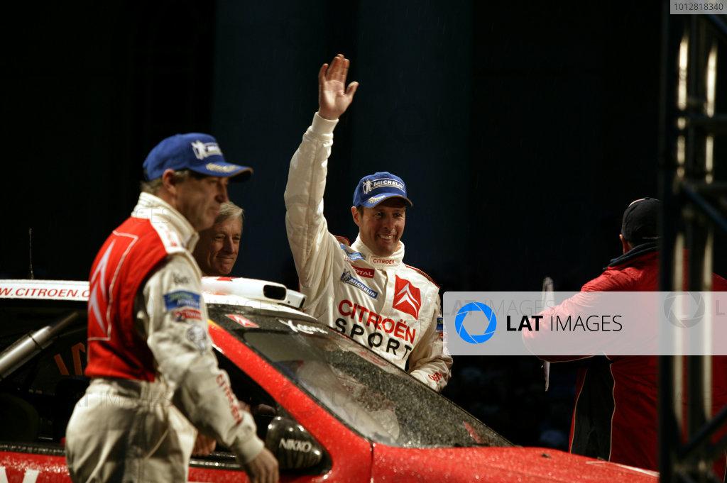 2003 FIA World Rally Champs. Round fourteen Wales Rally GB