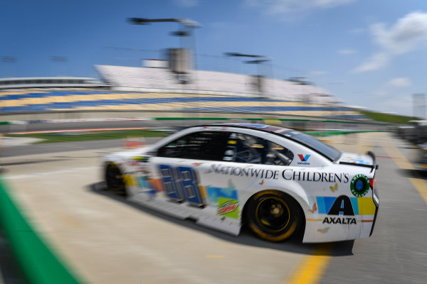 Monster Energy NASCAR Cup Series Quaker State 400 Kentucky Speedway, Sparta, KY USA Friday 7 July 2017 Dale Earnhardt Jr, Hendrick Motorsports, Nationwide Children's Hospital Chevrolet SS World Copyright: Logan Whitton LAT Images