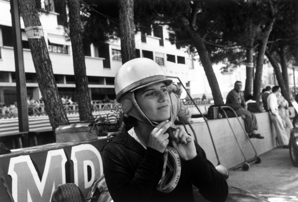 1958 Monaco Grand Prix.