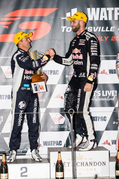 Jamie Whincup, Triple Eight Race Engineering Holden Shane van Gisbergen, Triple Eight Race Engineering Holden