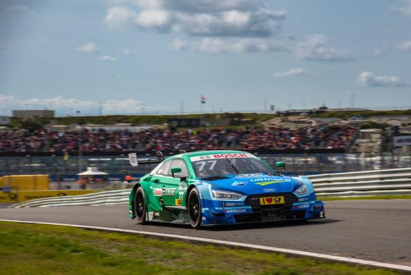 2017 DTM Round 6  Circuit Zandvoort, Zandvoort, Netherlands Sunday 20 August 2017. Loic Duval, Audi Sport Team Phoenix, Audi RS 5 DTM World Copyright: Mario Bartkowiak/LAT Images ref: Digital Image 2017-08-20_DTM_Zandvoort_R2_0367