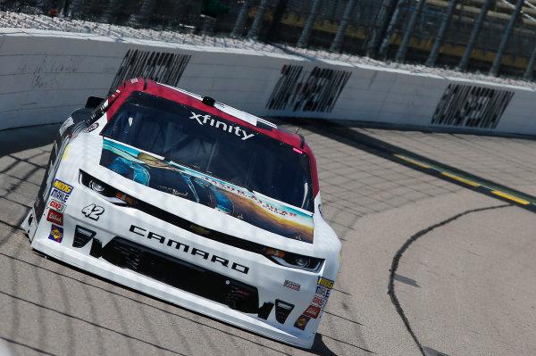 NASCAR XFINITY Series American Ethanol E15 250 presented by Enogen Iowa Speedway, Newton, IA USA Friday 23 June 2017 Tyler Reddick, BBR / Jason Aldean Chevrolet Camaro World Copyright: Brett Moist LAT Images
