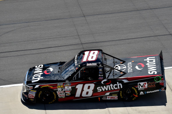 NASCAR Camping World Truck Series Overton's 150 Pocono Raceway, Long Pond, PA USA Saturday 29 July 2017 Noah Gragson, Switch Toyota Tundra World Copyright: Rusty Jarrett LAT Images