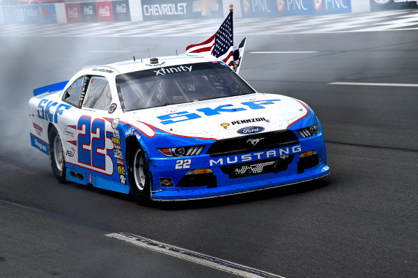 NASCAR XFINITY Series Pocono Green 250 Pocono Raceway, Long Pond, PA USA Saturday 10 June 2017 Brad Keselowski, SKF Ford Mustang World Copyright: Rusty Jarrett LAT Images ref: Digital Image 17POC1rj_3206