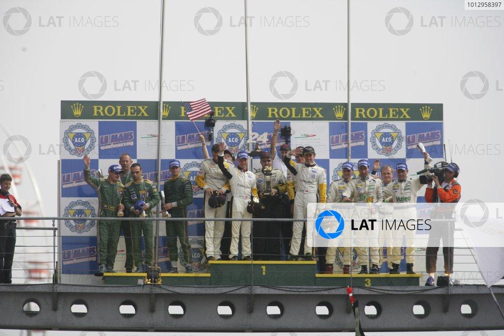 2006 Le Mans 24 Hours,