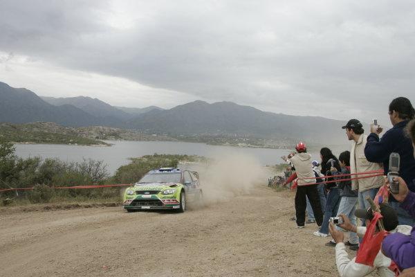 Round 05Rally Argentina 24- 27 of April 2009Jari-Matti Latvala, Ford, WRC, ActionWorldwide Copyright: McKlein/LAT